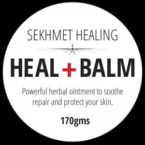 Heal Balm Sekhmet Healing Herbal Ointment Australia