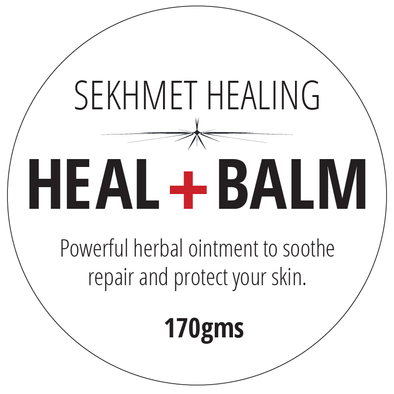 Heal Balm Sekhmet Healing Herbal Ointment Australia