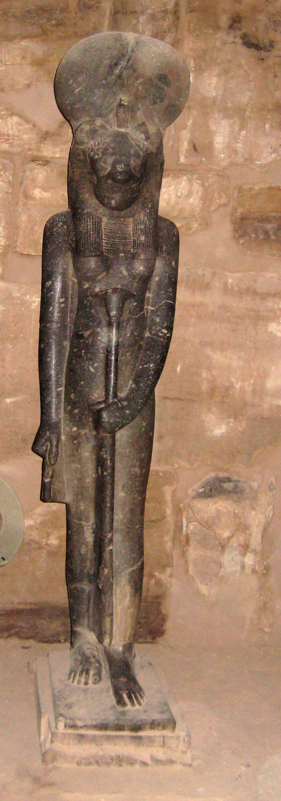 Sekhmet Healing Statue of Sekmet Ancient Egypt