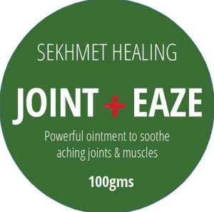 Sekhmet Healing Shop Joint Eaze Ointment All natural ingredients